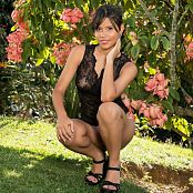 Poli Molina Black Lace YFM Picture Set 199