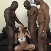 Rebecca Hot Czech Whore Interracial Anal Gangbang HD Video