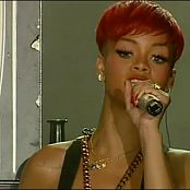 Rihanna Rude Boy Live Rock In Rio Madrid 2010 HD Video