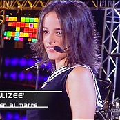 Alizee Jen Ai Marre Live FI2003 DVDR Video