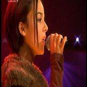 Alizee Moi Lolita Live TOTP 2002 Video