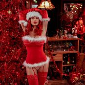 Bianca Beauchamp Scorching Christmas Story Picture Set