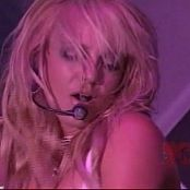 Britney Spears Breathe On Me Live MTV Cool Christmas 2003 Video
