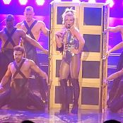 Britney Spears Live Sexy Shiny Silver Outfit 2016 HD Video