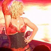 Britney Spears POM Freakshow Start Oct 30 2015 HD Video