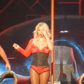 Britney Spears POM Freakshow Oct 31 HD Video