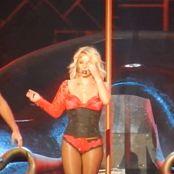 Britney Spears POM Freakshow Oct 31 HD Video