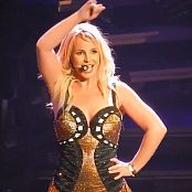 Britney Spears POM I Wanna Go Live Feb 21 HD Video