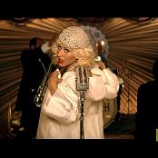 Christina Aguilera Aint No Other Man Music HD Video