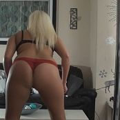 Kalee Carroll Bubble Butt Shake Video 279