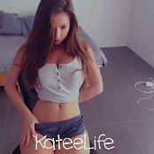 Katee Life Testing Outfits Camshow Video
