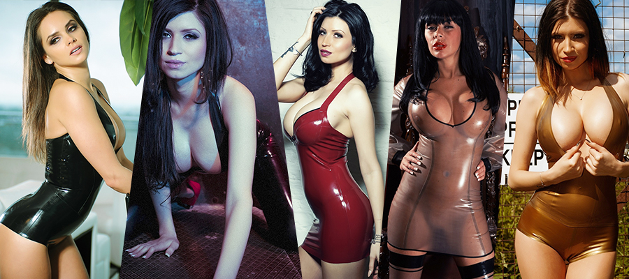Latexotica Sexy Models In Latex Picture Sets & Videos Siterip
