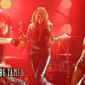 Miley Cyrus Can't Be Tamed Live LA HD Video