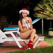 Natalia Marin Merry Christmas TBF Bonus LVL 2 Picture Set 039