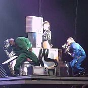 Rihanna Rude Boy Live Black Latex Outfit HD Video