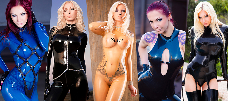 Susan Wayland Sexy Latex Model Picture Sets & Videos Siterip