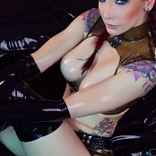 Susan Wayland Kinky Latex Fox Part 2 Picture Set
