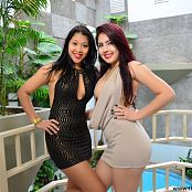 Thais & Angel Duo Picture Set & HD Video 001