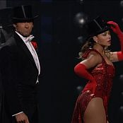 Beyonce Medley Live Oscars Sexy Red Dress Outfit HD Video