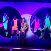 Britney Spears Boys Live Planet Hollywood 22 Oct 2016 HD Video