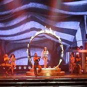 Britney Spears Circus POM Vegas 2014 HD Video