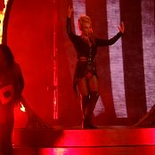 Britney Spears Circus Live LA 2016 HD Video