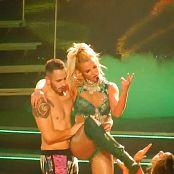 Britney Spears Toxic Live 2016 Las Vegas HD Video