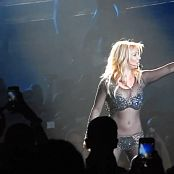 Britney Spears Womanizer Sexy Sparkling Catsuit Feb 21 2015 HD Video