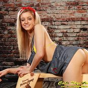 Cali Skye Handy Man Picture Set & HD Video