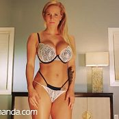 Goddess Amanda Edging You JOI HD Video