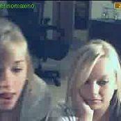2 Cute Teens Nude On Stickcam Video