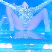 Miley Cyrus Money Suit Wide Leg Spread Live HD Video