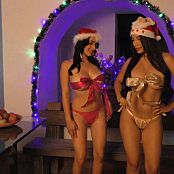 Luciana Model & Pamela Martinez Gift Wrapped Duo TBF 4K UHD Video 504