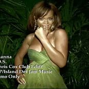 Rihanna Sos Chris Cox Club Edit Music Video