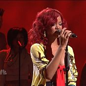 Rihanna Whats My Name Live Saturday Night Live 2010 HD Video