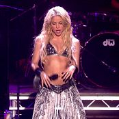 Shakira Medley Sexy Live At MTV EMA 2010 HD Video