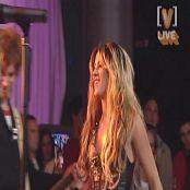Shakira Whenever Wherever Live 2002 Video