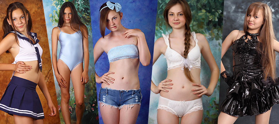Silver Stars Sexy Teen Models Picture Sets Megapack Download