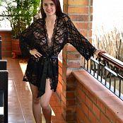 Silver Dreams Brenda Black Lace Picture Set 1