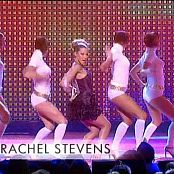 Rachel Stevens Some Girls Live Tickled Pink 2004 Video