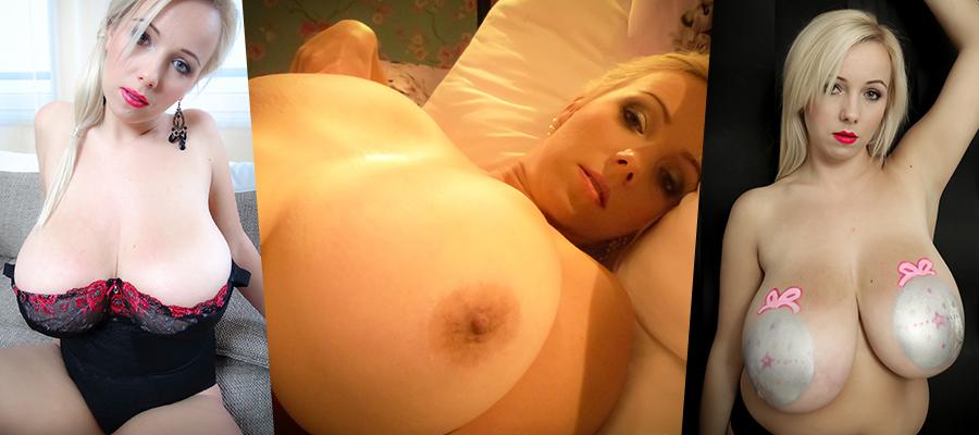 Agnetis Busty Blonde Picture Sets & Videos Megapack