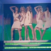 Girls Aloud Love Machine Live SHPWP 2004 Video