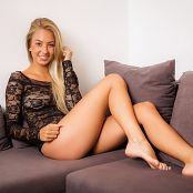 Lucie Laska Glad To Be Here Picture Set & HD Video
