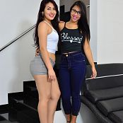 Thais & Angel Duo Picture Set & HD Video 8