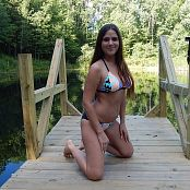 Kaley Kade At The Lake Picture Set