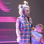 Britney Spears POM Gimme More Lieve 2016 HD Video