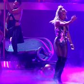 Britney Spears U Make Me & Freakshow Live Shiny Silver Outfit HD Video