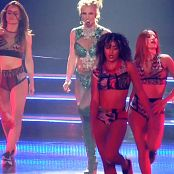 Britney Spears Till The World Ends Live LA 2016 HD Video