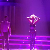 Britney Spears Touch of My Hand Sexy Live Vegas 22 2016 HD Video