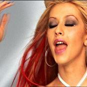 Christina Aguilera ven Conmigo Solamente Tu Music Video